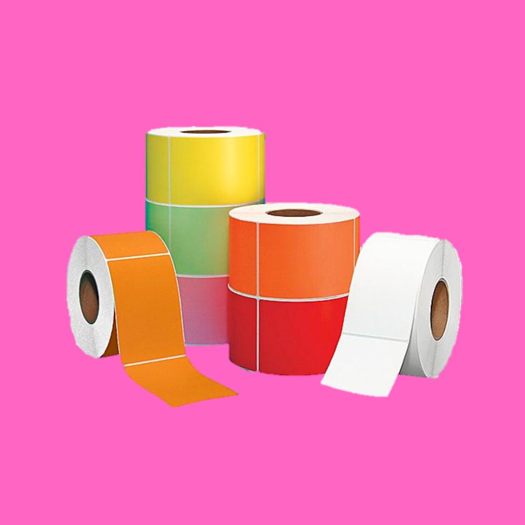 Custom Printed Labels - Inkjet Labels