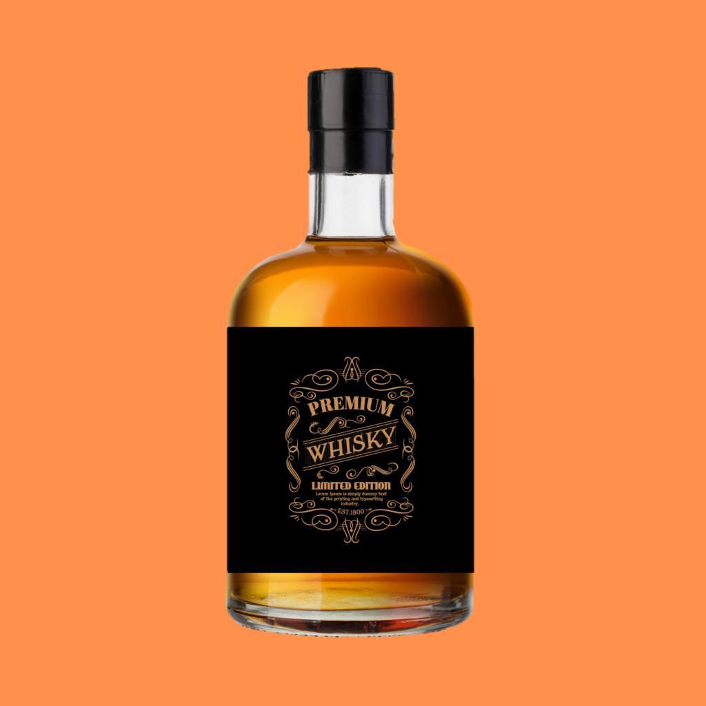 Drinks Labels - Spirits