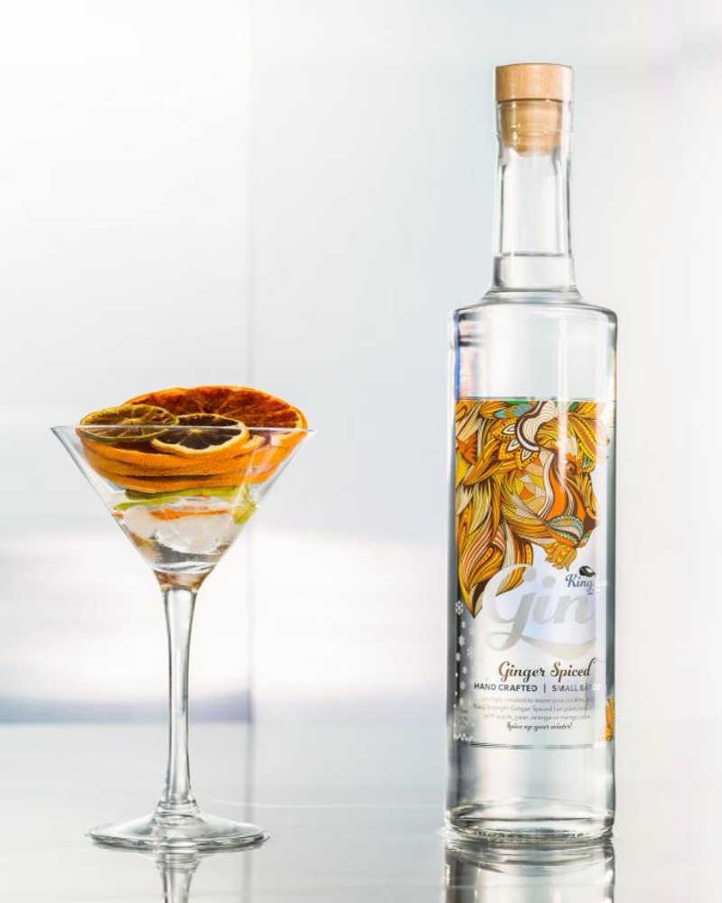 gin based cocktail