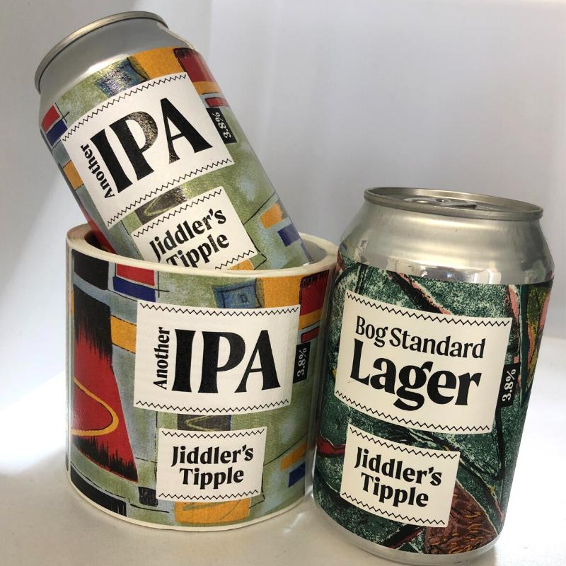 Ale Labels for Bottles & Cans
